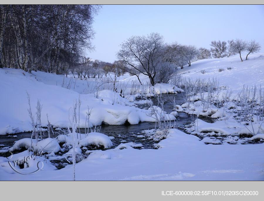 坝上风雪3